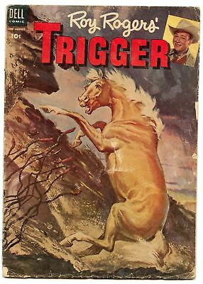 Roy Rogers' Trigger 13 Aug 1954 GD (2.0)