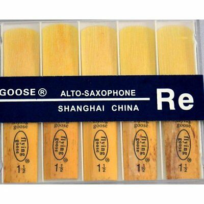 """REED"" to suit Alto Saxophone 1.5 Strength, Medium Grade ""Flying goose"""