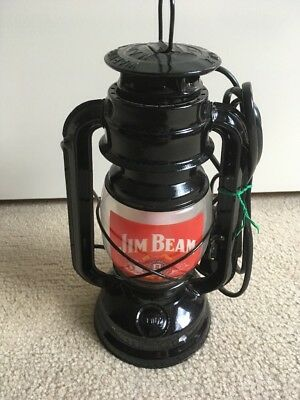 Jim Beam lamp - NEW