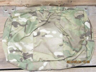 80L100%Orig Eagle Crye Multicam Assualters Back Pack Bag Pouch For Plate Carrier