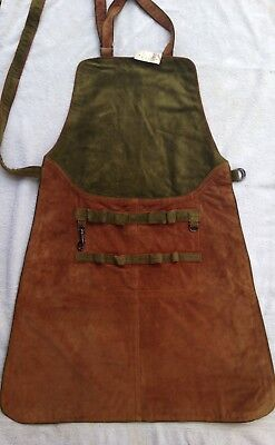 Vintage Hermes NWT Apron/workshop Smock-Unique! Barney's $1250 original  price