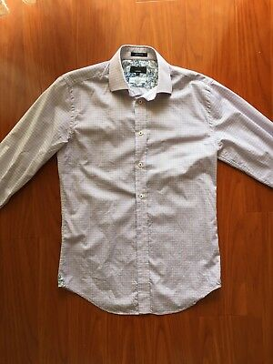 Oxford - Luxury - Men's Shirt - Size Small