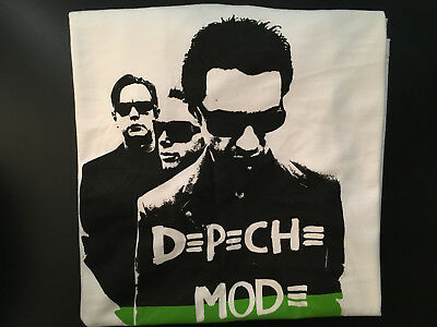 *New DEPECHE MODE Large T-shirt Music ROCK dave gahan Cure OMD ~Free Shipping