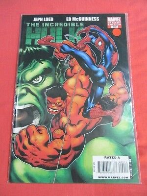 Incredible HULK #600  - Variant cover - unread issue