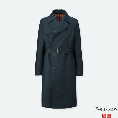 Uniqlo x J.W.Anderson Trench Coat Mens XS