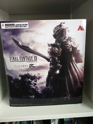 Final Fantasy XII - Gabranth - Play Arts Kai Figure