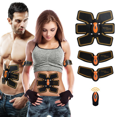 Shengmi Abdominal Toning Belt,Abs Trainer Body Muscle Toner, Waist Trimmer Belt,