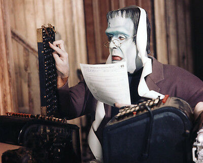 Fred Gwynne The Munsters Movie Photo [S266109] Size Choice