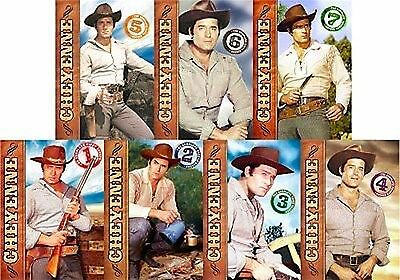Cheyenne Complete Season 1-7 DVD Set Series Collection TV Show Box Bundle Lot R1