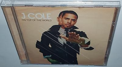 J. Cole On Top Of The World (2012) Brand New Sealed Rare European Mixtape Cd