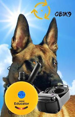 ET-300 ecollar IMPROVED, capable to add another dog