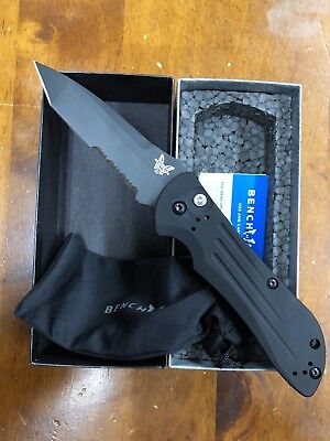 Benchmade Knife Stryker 9100SBT , new complete with box and pouch