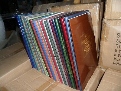[1981-2008] 31x Albums Collection of Australian Stamps Year Books No Stamp