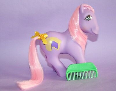 Mein Kleines My Little Pony G1 Cookery Nice N Spicy