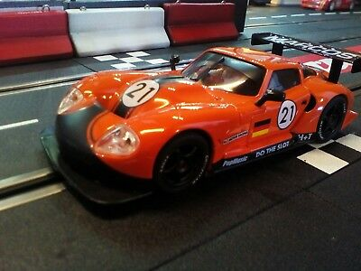 Analog Slotcar 1:32 Fly Marcos 600 LM   ( No Carrera SCX Ninco )