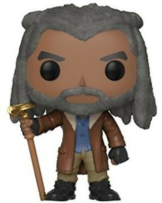 The Walking Dead - Ezekiel - Funko Pop! Television: (2018, Toy NUEVO)
