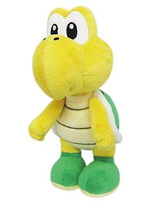 "Mario Plush Series Stuffed Toy Japanese Import 6/"" Pata Pata Paratroopa"