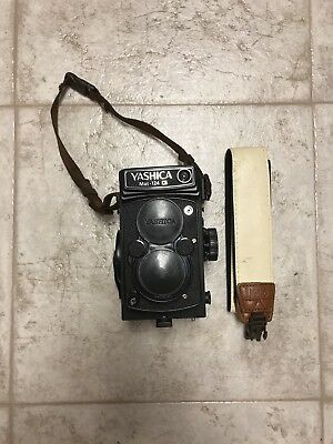 Yashica Mat 124G medium format TLR camera