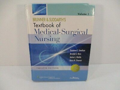 Brunner and suddarths textbook of medical surgical nursing north brunner and suddarths textbook of medical surgical nursing 12th edition w dvd fandeluxe Image collections