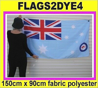 RAAF flag Royal Australian Air forces includes AUSTRALIA POST TRACKING