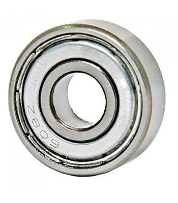 Pack of 10 Bearing 608ZZ 8x22 mm 608Z Metric Ball Bearing Sale Lot Wholesale