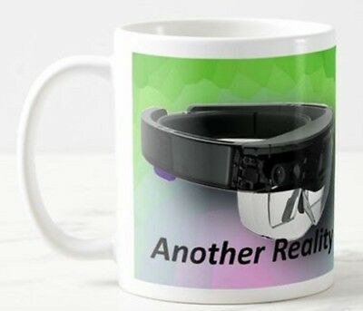 Another Reality VR Virtual Reality Glasses Headset Goggles Game Funny Mug Gift