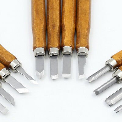 13pcs Wood Cutting Hand Tools carving art crafting tool set