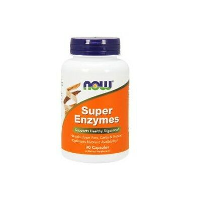 Super Enzymes Capsules 90cps