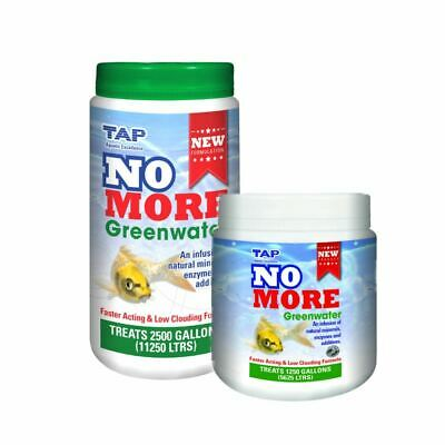 Tap No More Green Water Powder Pond Water Treatment Pea Soup Algae Blanketweed
