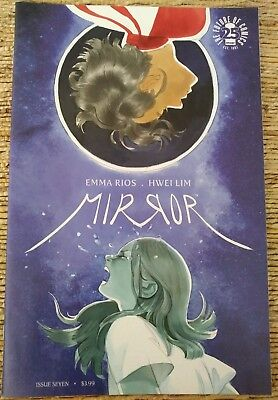 IMAGE Comics - Mirror Issue #7 by Emma Rios and Hwei Lim