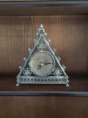 Steampunk clock gothic Style Clock pagan Wicca