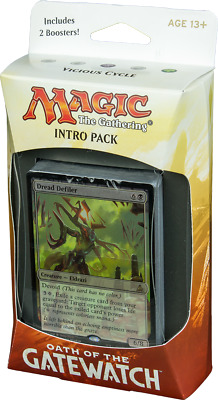 Magic - Oath of the Gatewatch - Vicious Cycle Intro Pack EN