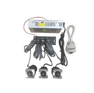 3 axis Gecko G540 kit with 381 oz-in Stepper Motor, 48V/12.5A
