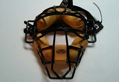 Rawlings Adult Catcher/Umpire Mask Model PWMX