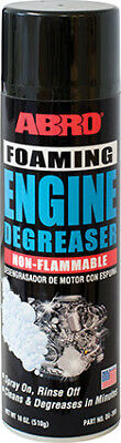 ABRO Foaming Engine Degreaser 510g