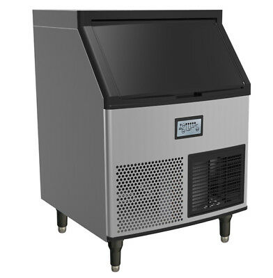 New VALPRO 280 Lb Ice Machine Undercounter Self Contained VPIM280 FREE SHIPPING!