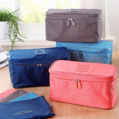 Waterproof Travel Storage Bags Luggage Organizer Pouch Packing Clothes Cube New