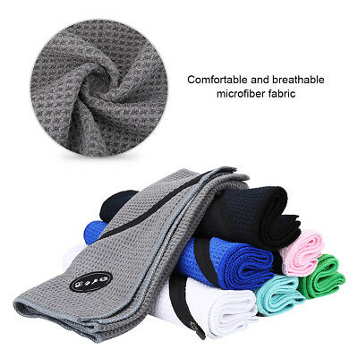 Soft Microfiber Bath Towel For Sports Workout Fitness Gym Yoga Travel Camping GL