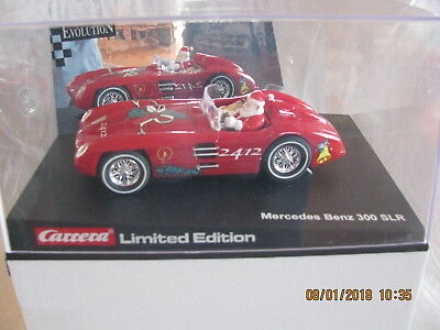 *NEW* Carrera Mercedes 300SLR Christmas 25483 scalextric ninco SCX