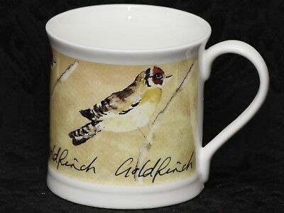 ROSE of ENGLAND GOLDFINCH Fine Bone China Tankard Large Mug