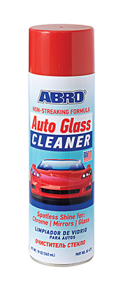 ABRO Automotive Glass Cleaner 562mL