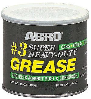 ABRO #3 Super Heavy Duty Grease 454g