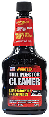 ABRO Fuel Injection Cleaner 354mL