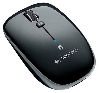 Logitech M557 Bluetooth Mouse PC Mac & Windows Tablet Brand New Android Chrome