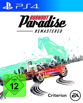 Burnout Paradise (Remastered) (Playstation 4) (Neu)