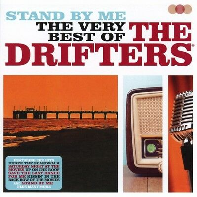 The Drifters - Stand By Me-The Very Best Of CD Warner Mus NEW