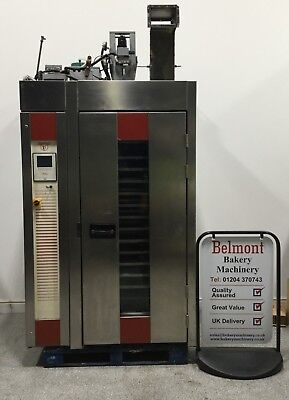 Tom Chandley One Rack Electric Oven BAKERY EQUIPMENT RO06