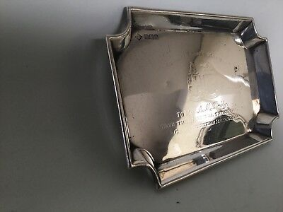GWR Great Western Railway general strike may 1926 solid silver