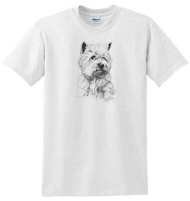 Mike Sibley Great Dane Dog Breed Cotton T Shirt Assorted Sizes s-3xl Ideal Gift