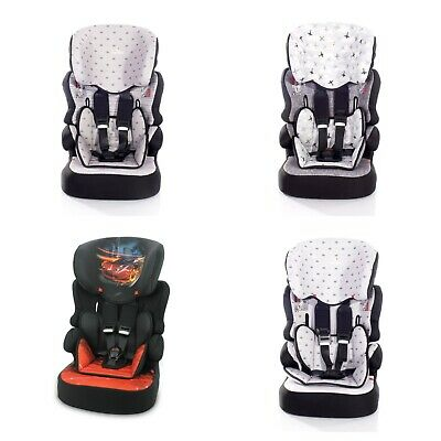 3 in 1 Child Baby Car Seat Lorelli Safety Booster For Group 1/2/3 9-36kg